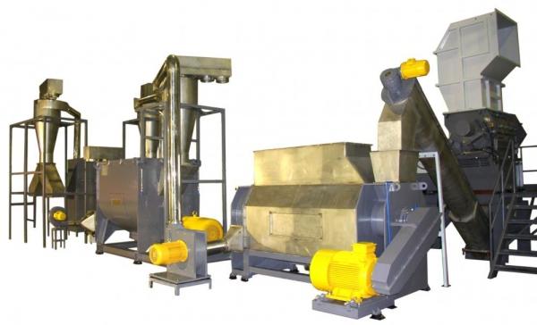Plastic Washing System Southeast Machinery